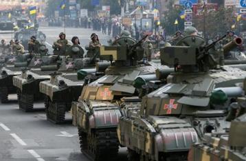 В Глобальном индексе милитаризации Украина поднялась на 15-е место