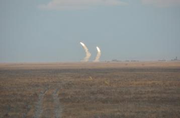Минобороны: Зенитчики сбивают возле Крыма «крылатые ракеты»