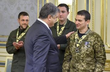 Порошенко назначил уполномоченного по реабилитации раненых атошников