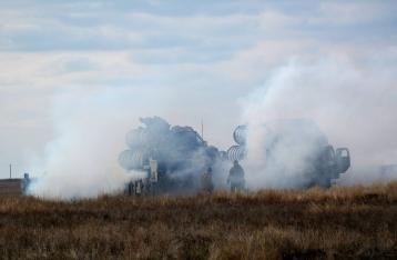 ВСУ завершили учебные ракетные стрельбы