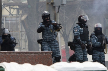 После убийства 5 силовиков на Майдане Шуляк задействовал спецназ