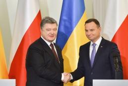 Порошенко и Дуда требуют ограничить доступ «Газпрома» к газопроводу OPAL