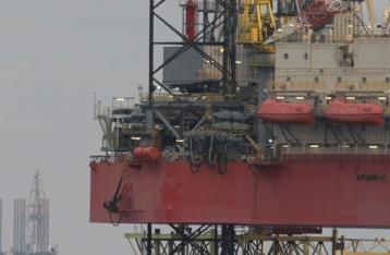 Госпогранслужба: РФ наращивает добычу газа в украинской экономической зоне