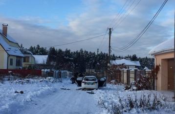 Парубий заявил, что в Княжичах погибли 6 полицейских