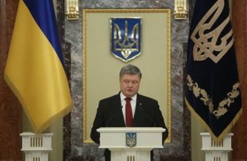 Порошенко назвал количество погибших за время АТО на Донбассе