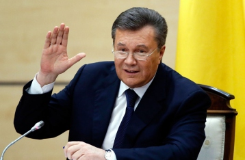 ГПУ получила официальное уведомление о статусе Януковича в РФ