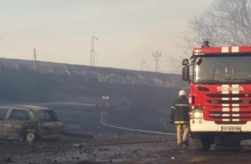 В Болгарии сошел с рельсов и взорвался поезд, погибли 4 человека
