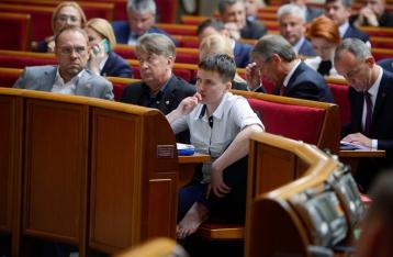 Савченко вышла из «Батькивщины»