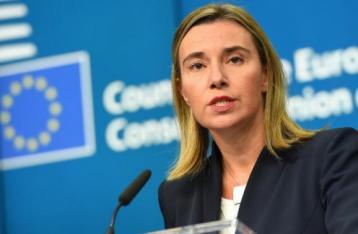 Могерини: Санкции ЕС против РФ не зависят от решений Трампа