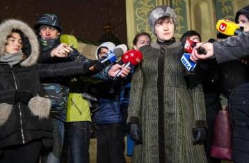 Савченко исключили из фракции «Батькивщины»
