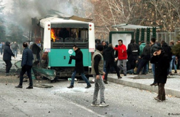 В Турции снова теракт