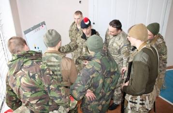 Британия продлила еще на год программу подготовки украинских военных