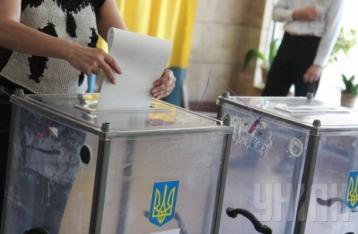 В Украине проходят выборы в 144 территориальных громадах