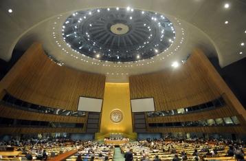 Генассамблея ООН утвердила резолюцию по Крыму