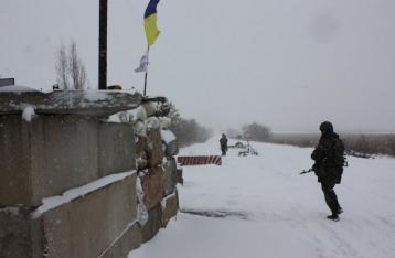 Украинские военные отбили две атаки НВФ на Светлодарской дуге