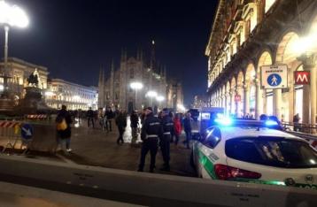 В Милане застрелили предполагаемого берлинского террориста