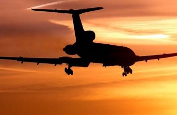 Российский самолет, летевший в Сирию, упал в Черное море