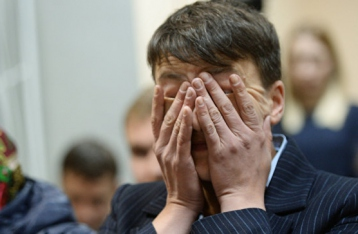 «Л/ДНР» решили передать Савченко двух пленных женщин