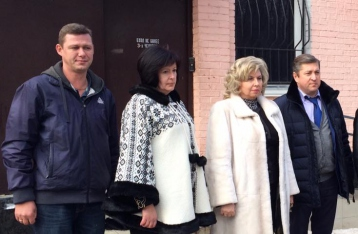Лутковской разрешили встретиться с тремя политзаключенными в Крыму