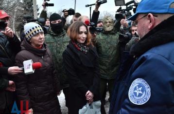 «ДНР» передала Украине двух пленных женщин