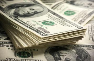 Чтобы спасти курс гривни НБУ продал почти $100 миллионов