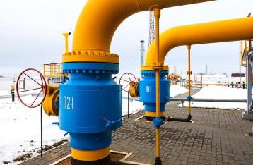 «Газпром» снова снизил давление на входе в ГТС Украины