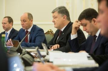 Порошенко: Россия развязала кибервойну против Украины