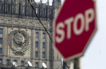 Россия намерена выслать 35 американских дипломатов