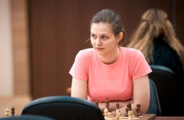 Музычук стала чемпионкой мира по шахматам в блице