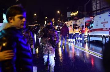 Украинцы не пострадали в результате теракта в Стамбуле