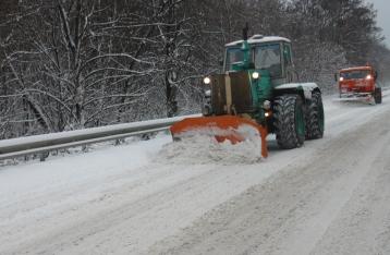В Украине выпадет до 30 см снега, в горах возможны лавины