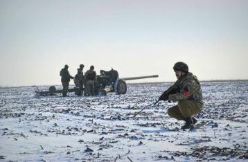 В зоне АТО пропала связь с тремя военными