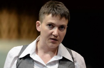 Савченко уточнила списки пленных
