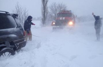 Из-за непогоды за сутки на дорогах Украины погибли 6 человек