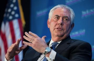 Тиллерсон: Россия не имеет права на Крым