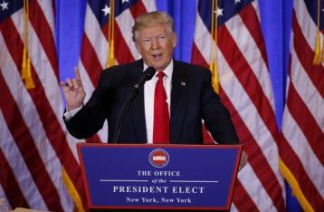 Трамп о хакерских атаках на США: Думаю, это была Россия
