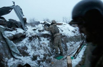 За прошлые сутки погиб 1 боец АТО, 5 – ранены