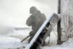 За сутки в зоне АТО – 78 обстрелов, ранены трое бойцов