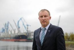 Реформа портов началась с... приглашения латвийца
