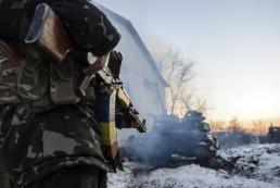 За сутки в зоне АТО 60 обстрелов, один военный погиб, трое – ранены