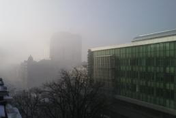Спасатели объяснили причину смога в Киеве