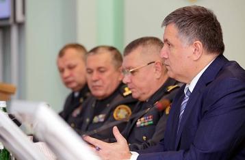 Аваков поручил пограничникам готовиться к деоккупации Донбасса в этом году
