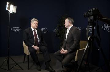 Порошенко: У Украины и США –  общие ценности