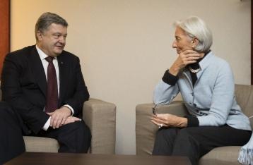 Украина и МВФ намерены согласовать меморандум в ближайшие дни