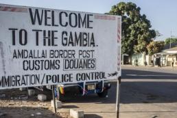 Сенегал начал военное вторжение в Гамбию