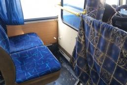 НВФ обстреляли гражданский автобус: ранена женщина