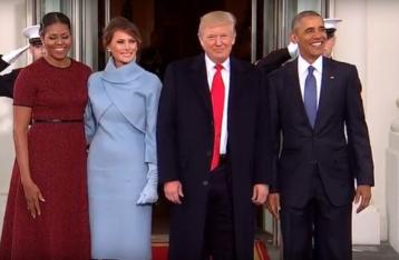 В Вашингтоне проходит церемония инаугурации 45-го президента США