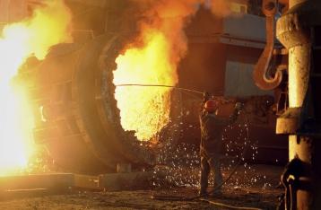 После четырехлетнего падения в Украине выросло промпроизводство