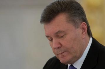 ГПУ вызывает Януковича на допрос