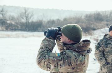 Волонтер: Украинские военные продвинулись вперед на Светлодарской дуге
